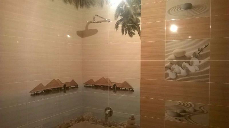 Коллекция плитки Дель Маре (Уралкерамика)