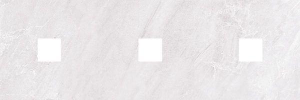 Мармара Декор (с 3-мя вырезами 5,6х5,6) серый