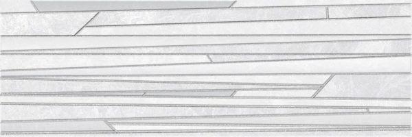 Alcor Tresor Декор белый 17-03-01-1187-0 20х60