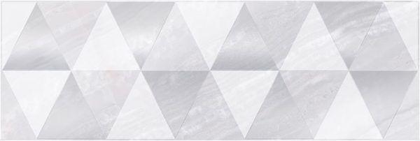 Diadema Perla Декор белый 17-03-00-1186-0 20х60