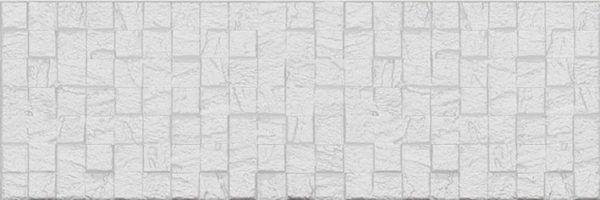 Eridan Плитка настенная белый мозаика 17-30-01-1172 20х60