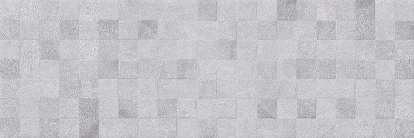 Mizar Плитка настенная тёмно-серый мозаика 17-31-06-1182 20х60