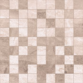 Pegas Мозаика 30х30 коричневый+бежевый