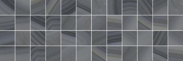 Agat Geo Декор серый