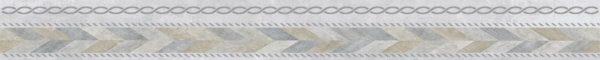 Allure Бордюр серый