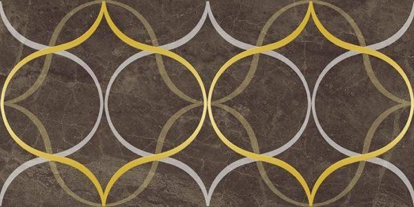 Crystal Resonanse Декор коричневый