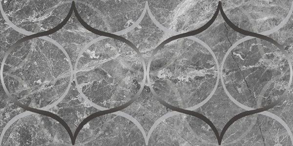 Crystal Resonanse Декор серый