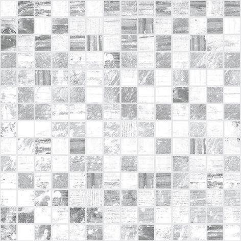 Extra Мозаика серый+белый
