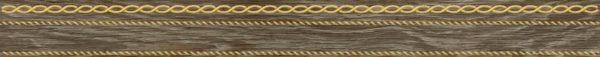 Genesis Бордюр коричневый