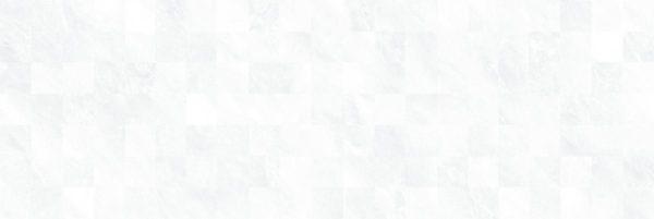 Royal Плитка настенная белый мозаика 60051