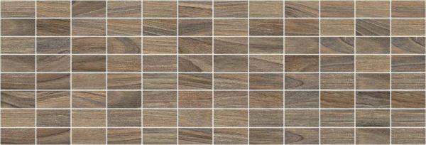Zen Декор мозаичный коричневый MM60066