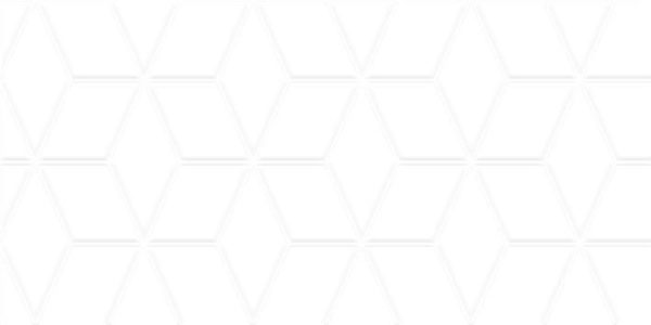 Tabu Плитка настенная белый рельеф