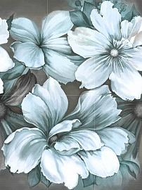 Деворе панно флорис